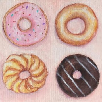 donut-painting
