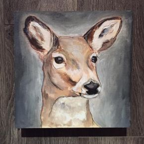 An untitled doe