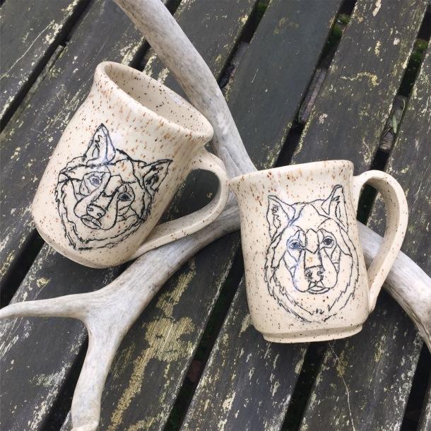 wolf-mugs